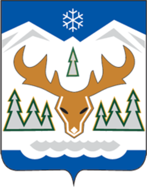 Labytnangi - Image: Coat of Arms of Labytnangi (Yamal Nenetsia)