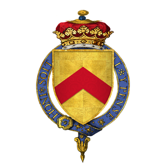 Duke of Buckingham - Arms of Humphrey Stafford, 1st Duke of Buckingham (1402–1460)
