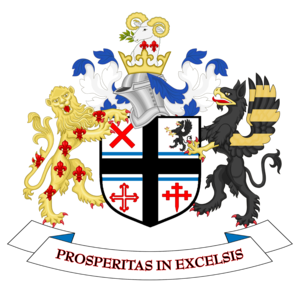 Metropolitan Borough of St Helens - Image: Coat of arms of St Helens Metropolitan Borough Council