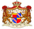 Coat of arms of the House of Irache, Marquis of Irache, Grandee of Spain.png