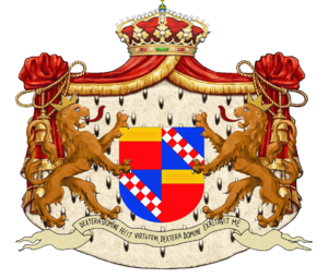 House of Ventimiglia - Coat of Arms of Ventimiglia di Geraci.
