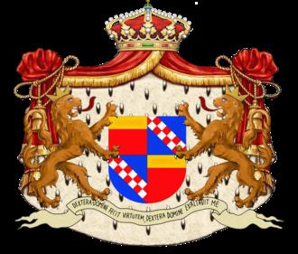 House of Ventimiglia - Coat of Arms of Ventimiglia di Geraci.
