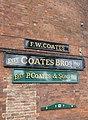Coates the butcher, Alrewas, Staffordshire - geograph.org.uk - 1587923.jpg