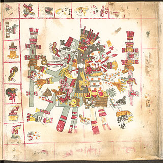 Aztec creator gods