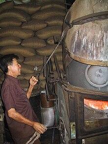 Koffiebranden Wikipedia
