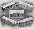 Collage of football action photos of 1909 Pitt versus Notre Dame game.jpg