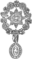Collier's 1921 Patrick St. - Badge of the Order of St. Patrick.png