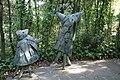 Collodi, Parco di Pinocchio, gli assassini 02.jpg