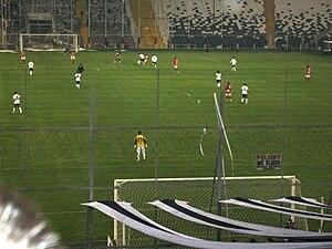 Colo Colo vs Curico Unido Copa Chile 2010