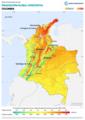 Colombia GHI Solar-resource-map lang-ES GlobalSolarAtlas World-Bank-Esmap-Solargis.png
