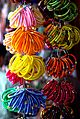 Colourful bangles at a shop, Colaba, Mumbai.jpg