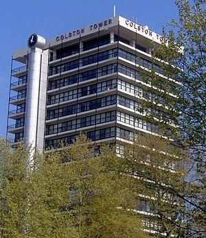 Colston Tower - Image: Colstontower