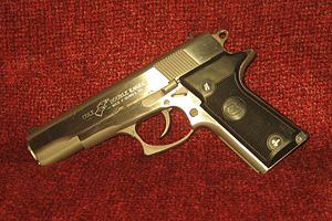 Colt Double Eagle - Full-size Colt Double Eagle Mark II