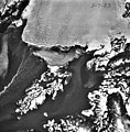 Columbia Glacier, Calving Terminus, Heather Island, March 7, 1983 (GLACIERS 1455).jpg