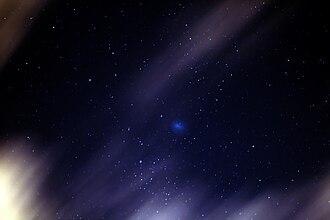 Comet Holmes - Short-period comet 17P/Holmes