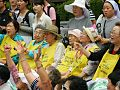 Comfort Women, rally in front of the Japanese Embassy in Seoul, August 2011 (3).jpg