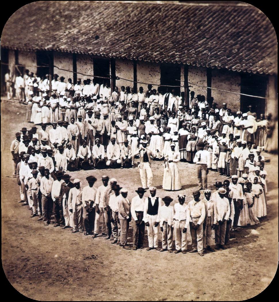 Congado in Minas Gerais 1876 alt