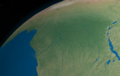 Congo River basin from space.png