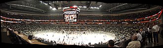 PPG Paints Arena - Image: Consol Energy Center Panoramic 2