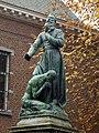 Constant De Deken statue, Wilrijk, Belgium (1904).jpg