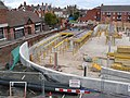 Construction of new supermarket car park, Kenilworth - geograph.org.uk - 703474.jpg