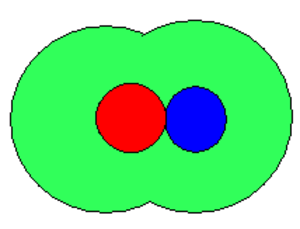 Ion association - Image: Contact ion pair