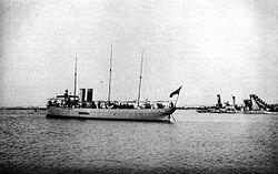 The Spanish Navy's Destructor (1886)