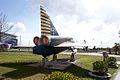 Convair YF2Y-1 Sea Dart 135765 RRear sunflare FLAirMuse 05March2011 (14597681174).jpg