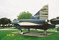 Convair YF2Y-1 Sea Dart 135765 RearLside FLAirMuse 20Aug08 (15323212951).jpg