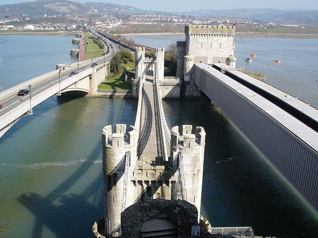 Conwy Suspension Bridge