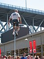 Cool unicyclist busker at Granville Island (110040).jpg