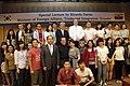Corea, presentación en la Hankuk University of Foreign Studies (9085878896).jpg