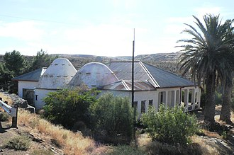Loxton, Northern Cape - Corebelled Houses, Konka Farm, Carnarvon District