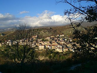 Corleto Monforte - Image: Corleto Monforte