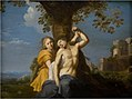 Cornelis van Poelenburch - St Sebastian - KMSsp360 - Statens Museum for Kunst.jpg