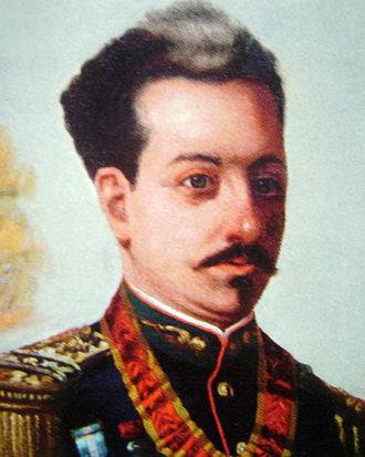 Luis Jorge Fontana - Image: Coronel Luís Jorge Fontana (1879)