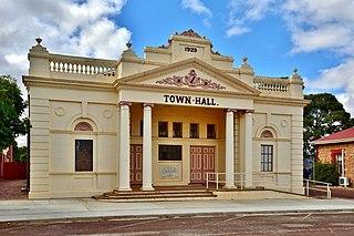 Shire of Corrigin Local government area in the Wheatbelt region of Western Australia