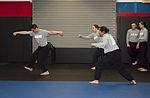 Corsair women build resiliency through self-defense 140327-A-LX078-026.jpg