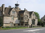 Hungerford Almshouses