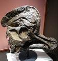 Corythosaurus skull Royal Tyrrell.jpg