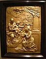 Cosimo fancelli (attr.) da pietro da cortona, la madonna col bambino appaiono a santa martina, 1650 circa.JPG