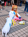 Cosplayer of Umaru Doma, Himouto! Umaru-chan at PF23 20151025.jpg