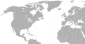 Costa Rica Czech Republic locator.png