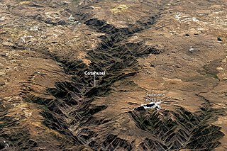 Cotahuasi Canyon Cotahuasi Canyon