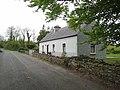 Cottage near Shanballybaun Lough - geograph.org.uk - 1654508.jpg