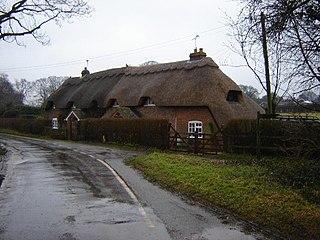 Bradley, Hampshire Human settlement in England
