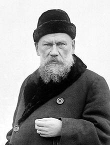 Leo Tolstoy copyright by Wikimedia