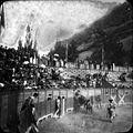 Courses de taureaux picador, 18 juin 1899.jpg