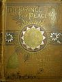 Cover of Prince of Peace by Isabella M. Alden, aka. Pansy, c. 1890.jpg