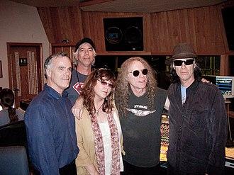 Waddy Wachtel - Wachtel with The Cowsills in 2009